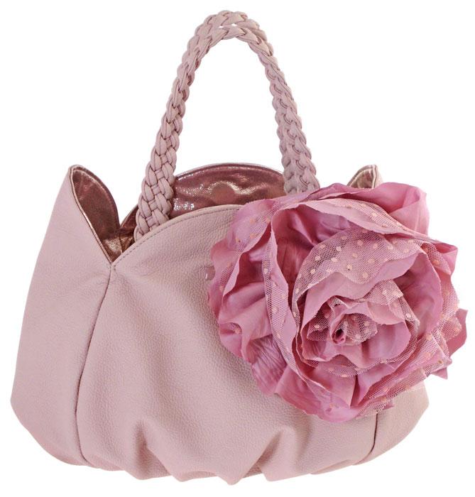Borsa a Mano Reversibile LilyToujours Pink - Camomilla