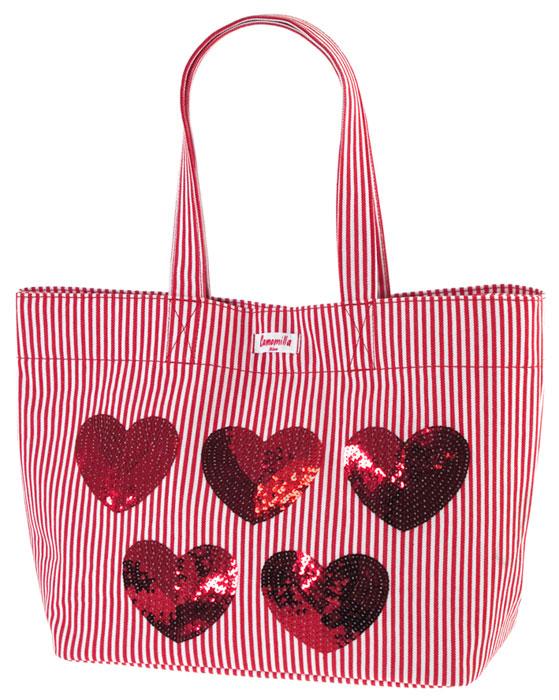Shopper Elle Red - Camomilla