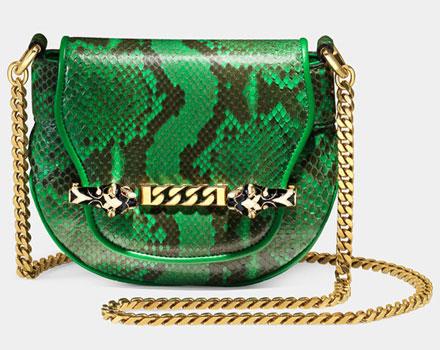 Borsa Gucci verde smeraldo estate 2012