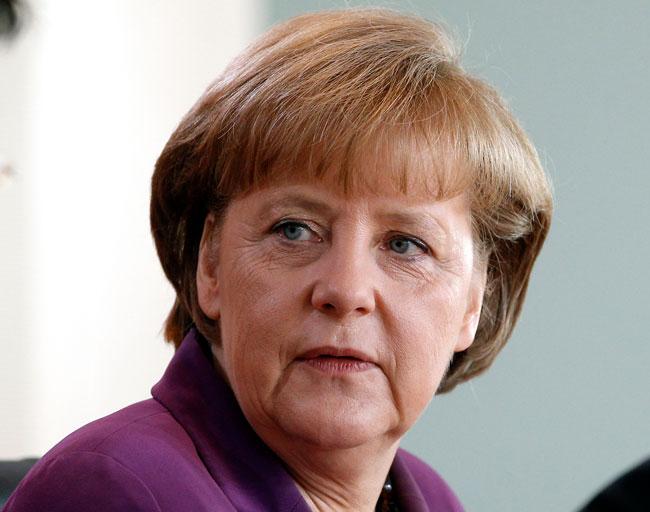 Le donne più potenti: Angela Merkel