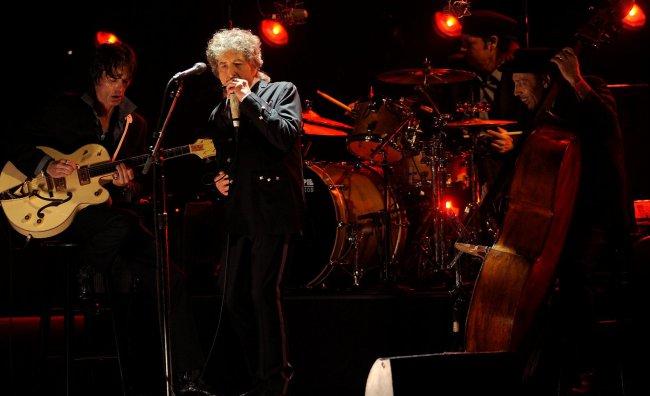 Medaglia della libertà per Bob Dylan