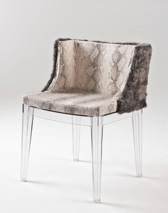 Fuori Salone 2012 - Mademoiselle by Kravitz Design Kartell Python