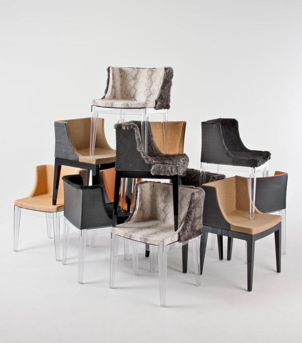 Fuori Salone 2012 - Mademoiselle by Kravitz Design Kartell Group