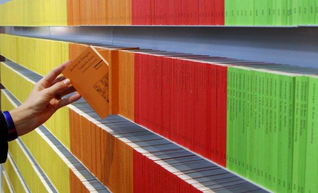 Invito alla lettura nella Giornata mondiale del libro