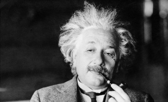 Einstein rivive su Twitter