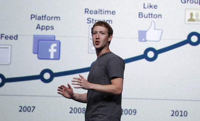 Incredibile Facebook: più cresce, meno guadagna