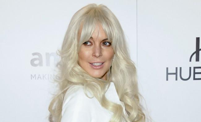 Lindsay Lohan sarà Liz Taylor sul grande schermo