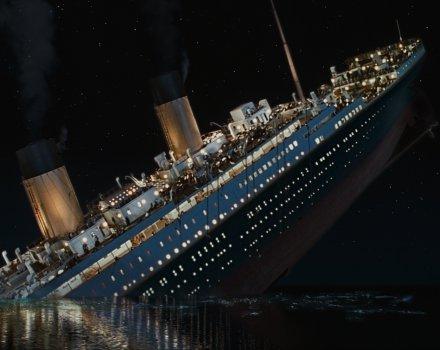 A 100 anni dal suo affondamento il film Titanic viene riproposto in versione 3d