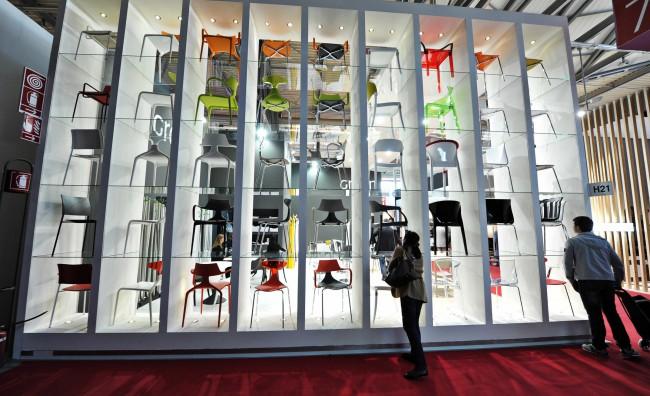Salone internazionale del mobile, spazio alla sobrietà