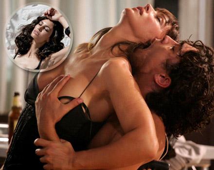 Monica Bellucci e Riccardo Scamarcio in Manuale D'amore 2