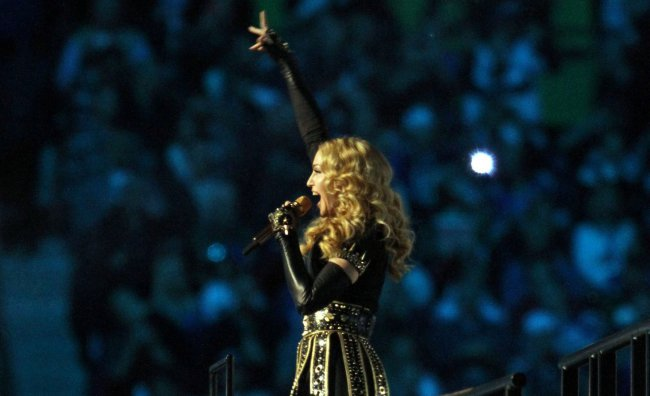 Madonna al Super Bowl