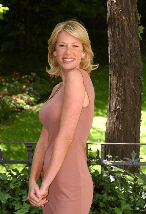 Alessia Marcuzzi - abito color carne