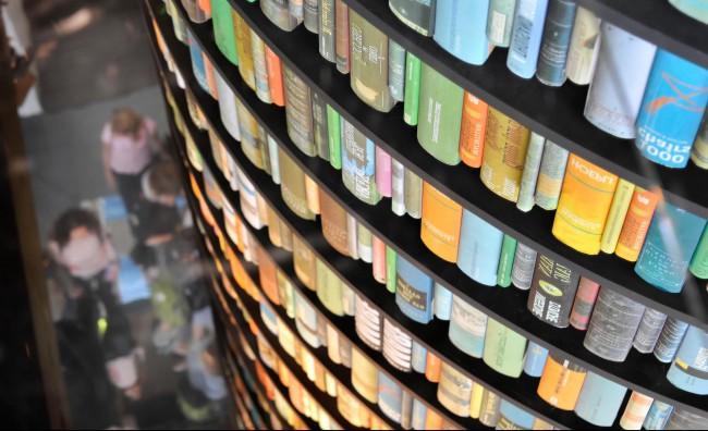 Salone del libro 2012, spazio alla primavera digitale