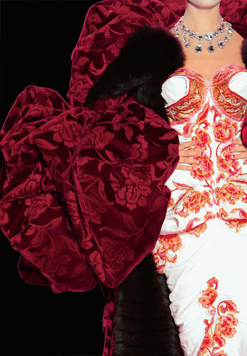 Abito per Rouge Dior 757 Rouge Icone