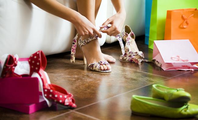 I luoghi di perdizione fashion: gli outlet