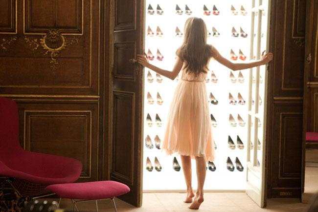 Bianca Balti - porta finestra