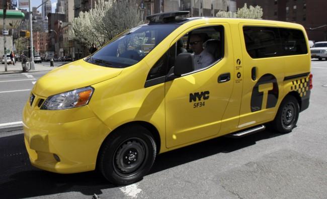 New York City, anche il taxi diventa trendy (e hi-tech)