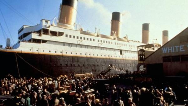 Titanic il film