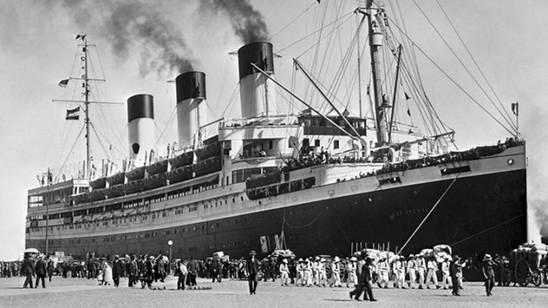 Titanic - foto storica