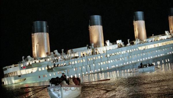 Titanic il film in versione 3d