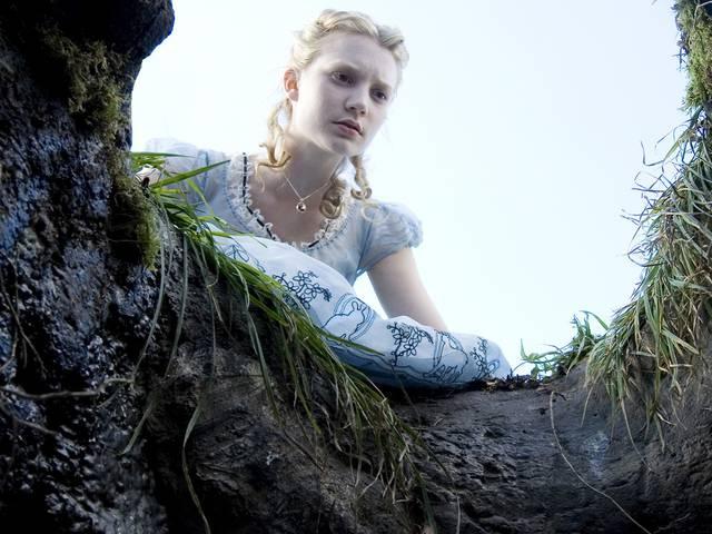 "Grande successo tv per ""Alice in Wonderland"""