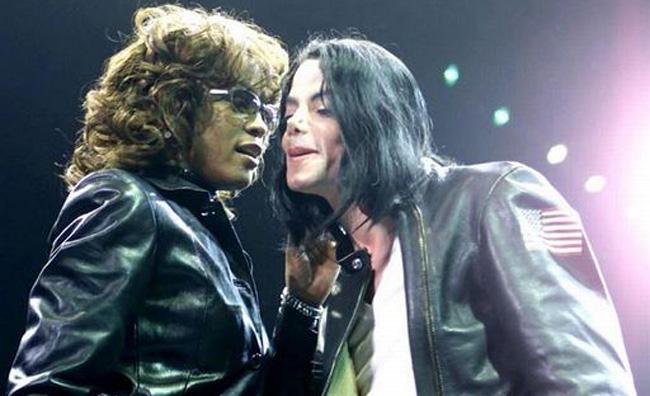Relazione segreta tra Michael Jackson e Whitney Houston?