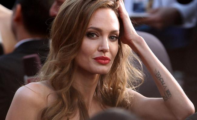 Angelina Jolie a dieta ingrassante