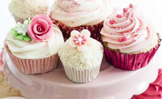 Cupcake decorate