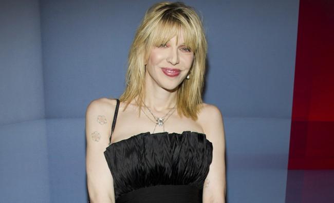 Courtney Love, persi i diritti d'immagine di Kurt Cobain