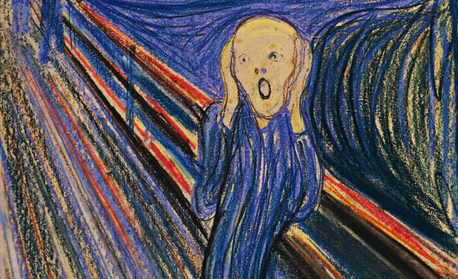 L'urlo di Edvard Munch