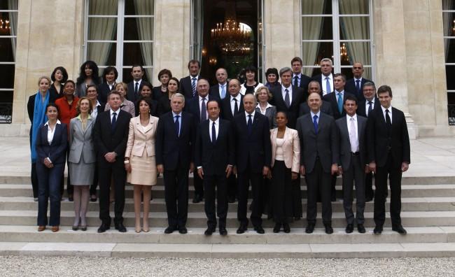 Il nuovo governo francese nel segno delle pari opportunità