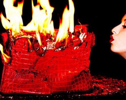 Come bruciare 100mila euro di borsa Hermès