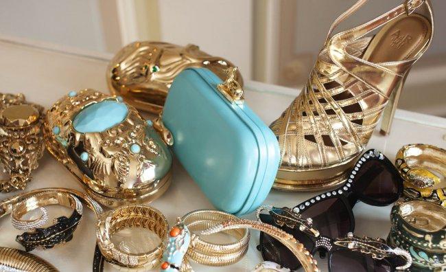 Anna Dello Russo crea una linea di accessori per H&M