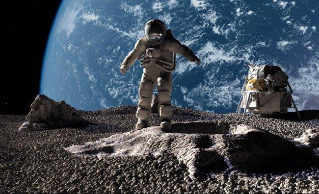 L'uomo torna sulla luna, entro il 2030
