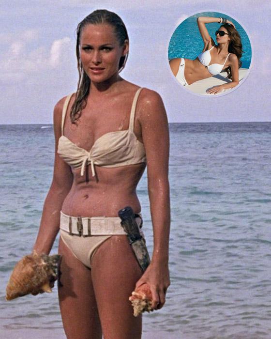 Ursula Andress in Agente 007
