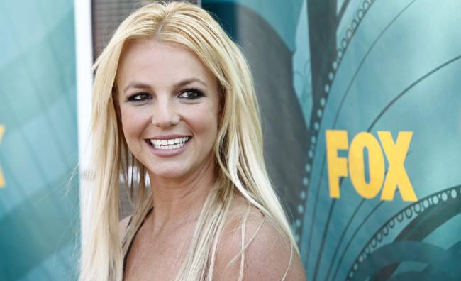 Cachet stellare per Britney