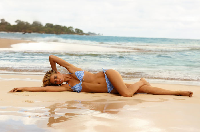 Bikini Push up Calzedonia Golden Sunset