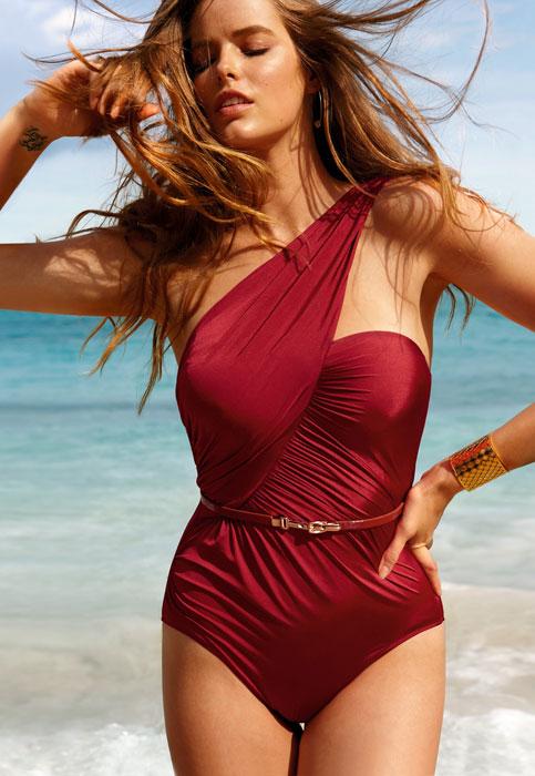 orologio 475ee 2ddc1 Bikini, trikini, interi. Ecco l'estate Calzedonia - www.stile.it