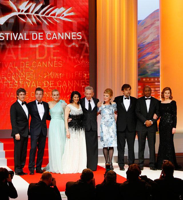 Il Red Carpet di Cannes 2012
