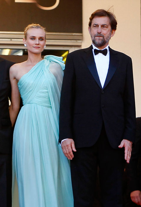 Diane Kruger e Nanni Moretti