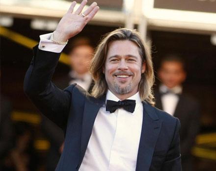 Brad Pitt al Festival di Cannes 2012