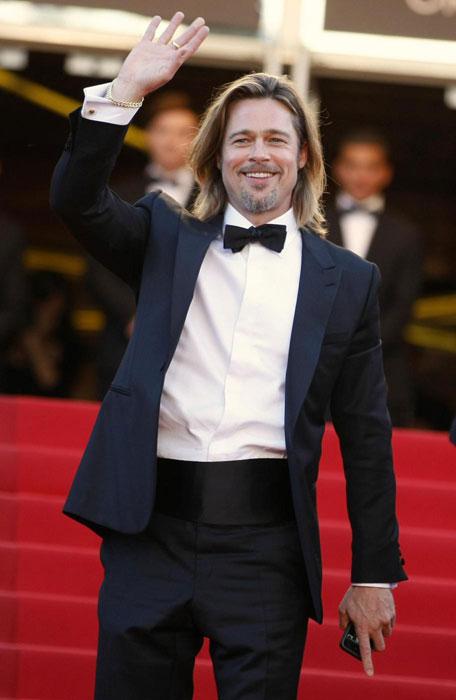 Festival di Cannes 2012. Brad Pitt e le altre Star