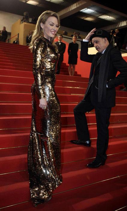 Kylie Minogue in Dolce & Gabbana