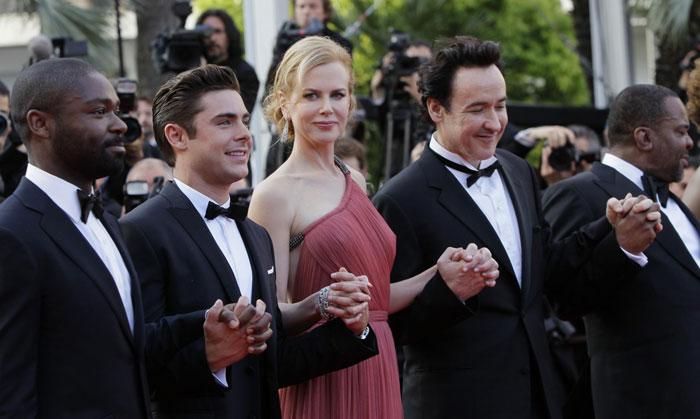 David Oyelowo, Zac Efron, Nicole Kidman e John Cusack