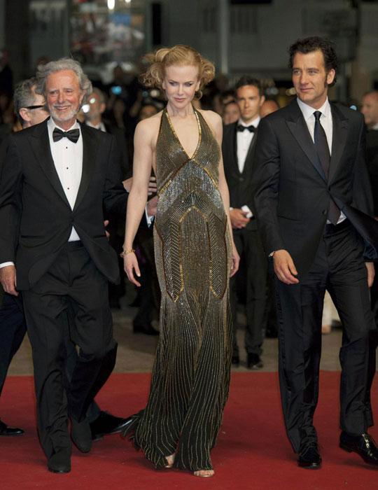Phillip Kaufman, Nicole Kidman e Clive Owen