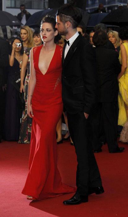 Kristen Stewart e Tom Sturridge