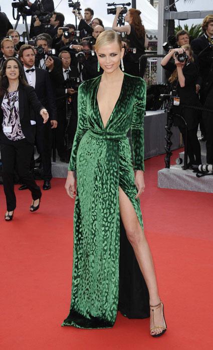 Natasha Poly in Gucci