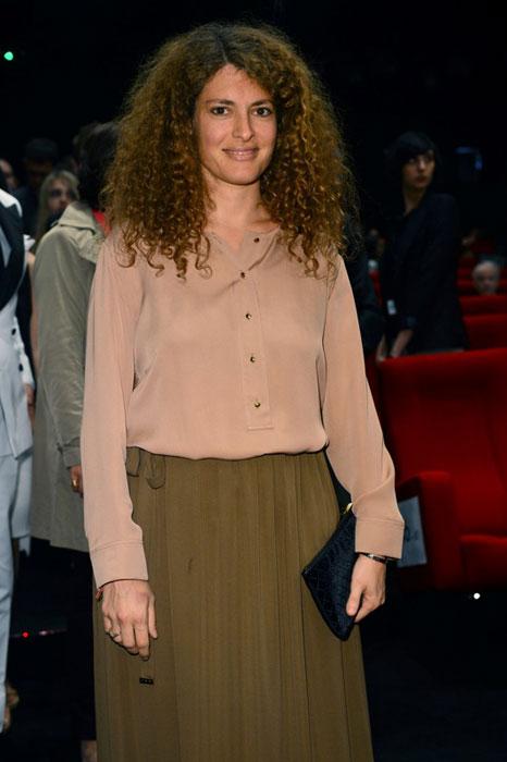 Ginevra Elkann in Gucci