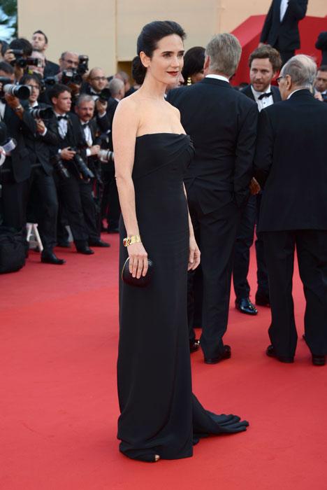 Jennifer Connelly in Gucci