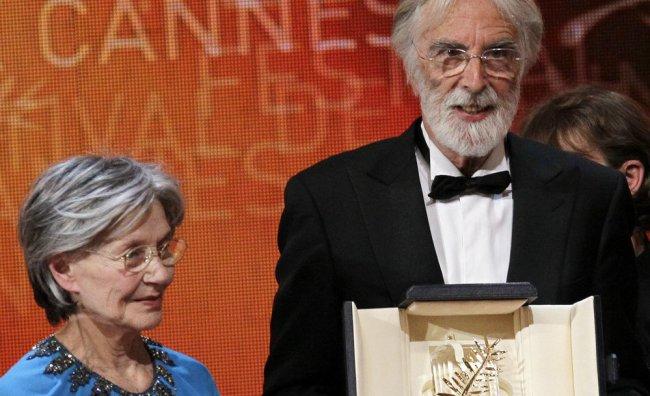 Da Cannes con Amour: Palma d'Oro ad Haneke